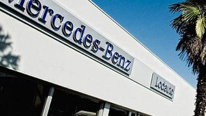 Concessionaria Mercedes-Benz a Verdellino (BG)